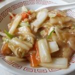 入船食堂 - 料理写真:中華丼 700円