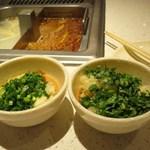 海底撈火鍋 - セルフで調達するタレ&薬味