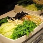 海底撈火鍋 - 野菜