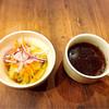 東洋軒グリル - 料理写真:オニオンスープ絶品!絶対に頼むべし!