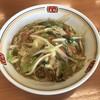 餃子の王将 - 料理写真:ジャストサイズの揚げそば!