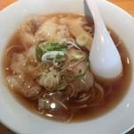96289638 - ワンタン麺   450円