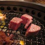治平 - 特選ヘレステーキ 焼き焼き