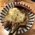 博多串焼き ハレノイチ - 牛すじしお煮込