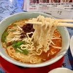 歓歓   - 丸麺