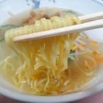 泰江飯店 - 麺・アップ