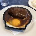 洋食 キムラ - ハンバーグセット@1,320