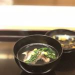 96297374 - (2018年10月)甘鯛のお椀!