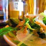 カルボナーラ専門店 ハセガワ - 『サラダ』