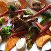 ミルナーナ - 料理写真:お手軽プランの前菜より
