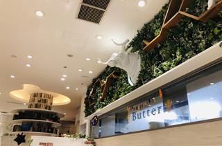 Butter あべのHoop - 店内は相変わらずオシャレな空間。。。♡