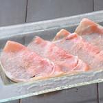 五島豚の生ハム