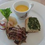 ラ・バルケッタ - Pranzoコースの前菜