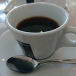 ラ・バルケッタ - ホットコーヒー
