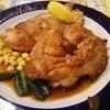 レストラン ワールド - 料理写真:Bランチ 840円のメインー焼き