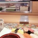 下高井戸旭鮨総本店 -