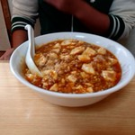 錦竜 - 料理写真:麻婆丼