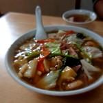 錦竜 - 広東麺