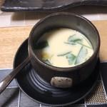 96306458 - セットの茶碗蒸し