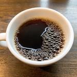 ジョイアルカレーサロン - コーヒー
