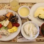 赤倉ホテル - 料理写真: