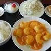 金鼎軒 - 料理写真:エビマヨ定食。