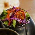 ジャイプール - サラダ