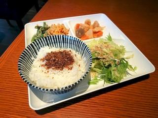 パークホテル刈谷QS - 朝食はシンプルなビュッフェスタイル