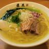 支那蕎麦屋 藤花 - 料理写真:塩らぁ麺780円