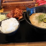 らー麺 鉄山靠 -