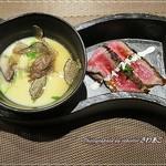 名産松阪肉 朝日屋 すき焼き 牛しゃぶ 松重 -