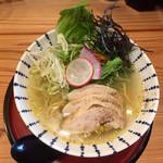 麺398-1 - 塩麺(880円)