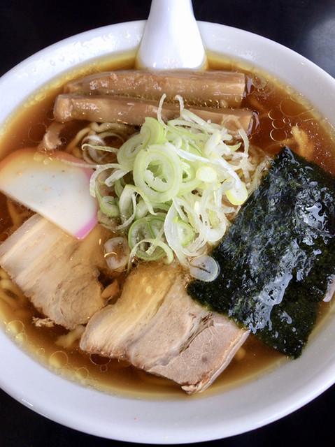 麺辰 - 中華そば