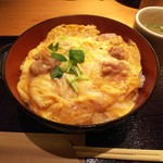 伊勢ろく - 伊勢ろく「親子丼(ランチ¥680税抜)」