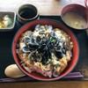 山里波 - 料理写真:しじみ丼