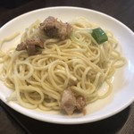 麺や一芯 - 料理写真:半玉