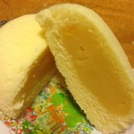 玖珂パーキングエリア上り線ショッピングコーナー - 月でひろった卵ゆめ花博ver 220円
