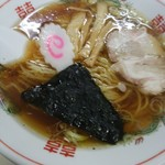 くらもち食堂 - 料理写真:ラーメン600円
