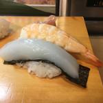 笹寿し - お寿司っていいよねー