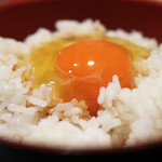 河良 - 料理写真:御飯にon