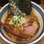 麺屋あらき竃の番人外伝 - ら〜麺750円