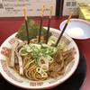Ramentanrontsukamototen - 料理写真:ポッキー油そばブラック♪