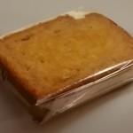 さらさ焼菓子工房 - かぼちゃのケーキ