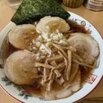 えびす丸 - 料理写真:【2018.10.26】チャーシューメン800円