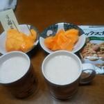 ヤオヨシ - 新潟産カキ食べ比べ