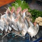 小樽おり鮨 - 秋刀魚 2018.11月