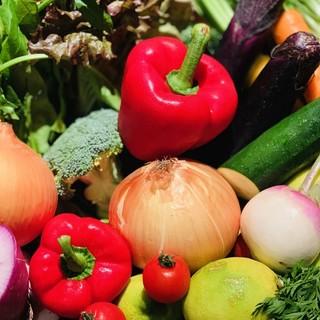 こだわり地物有機栽培野菜