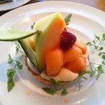 9633722 - 季節のフルーツのせタルト