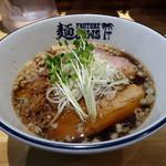 麺ファクトリー ジョーズ - 醤油ラーメン 7杯目