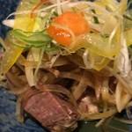 田なか屋本店 - たんと葱のポン酢